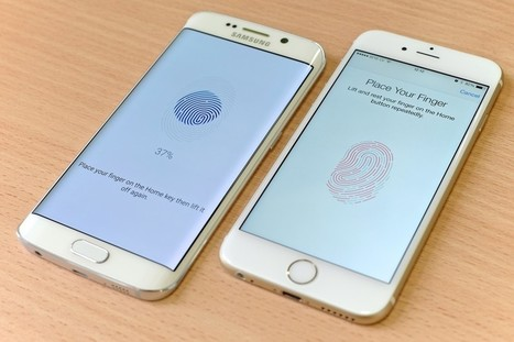 Police Can Force You to Use Your Fingerprint to Unlock Your Phone | Iris Scans and Biometrics | Scoop.it