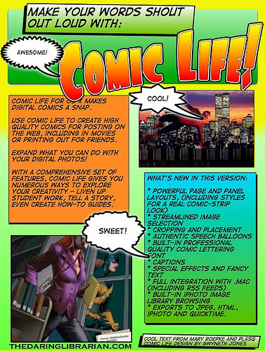 Comics/Graphic Novels | Graphic novels in the classroom | Scoop.it