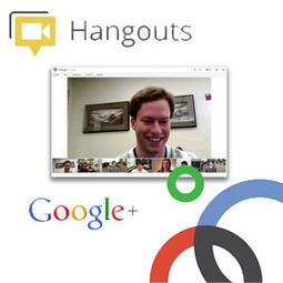 Nuovi Hangouts di Google+: Arriva lo Screen-Sharing | FareVideoConferenze | Scoop.it