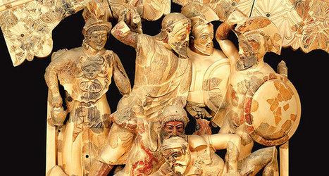 Los etruscos fueron inmigrantes de Asia Menor | LVDVS CHIRONIS 3.0 | Scoop.it