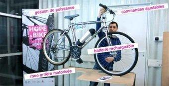 Un vélo électrique et open source | Actualités de l'open source | Scoop.it