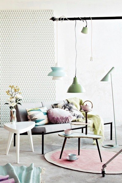 When pictures inspired me #7 - Frenchy Fancy | Design intérieur | Scoop.it