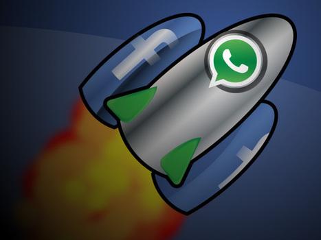 How Facebook Can Supercharge WhatsApp   K-12 School Libraries   Scoop.it