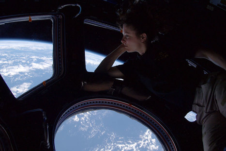 Looking onto Earth from the ISS (Photo/Video) | Amazing | Scoop.it