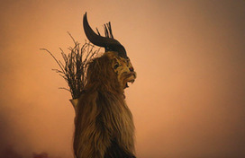 Krampus: Saint Nicholas' Dark Companion | AP Human Geography Herm | Scoop.it