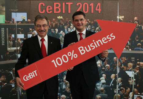 CeBIT Innovations 2014 - IT Business Event | Applications Performance Management | Scoop.it