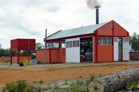 Madagascar : La première centrale thermo-électrique à biomasse | Ny Rado Rafalimanana - Madagascar | Scoop.it