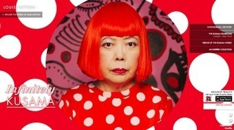 Convergence Culture FA 2012: Transmedia Strategy: Yayoi Kusama for Louis Vuitton | Transmedia Landscapes | Scoop.it