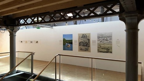 Les îles de la Seine au Pavillon de l'Arsenal (Paris 4ème) - Carnets de Week-Ends | Paris Culture | Scoop.it