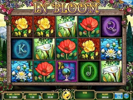 New In Bloom slot online | Online Slots | Scoop.it
