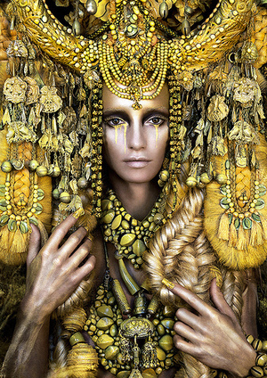 """Gaia,The Birth Of An End"" 