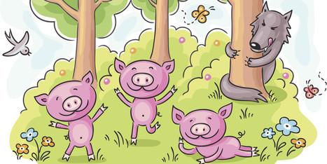 Des #livres pour enfants sans cochon: la recommandation qui ne passe pas en Grande-Bretagne | BiblioLivre | Scoop.it