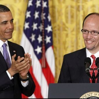 Obama picks Perez to head Labor Department | Gov & Law-Skinny | Scoop.it