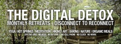 » La «désintox numérique» en version touristique   E-technologies   Scoop.it