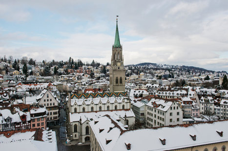 Swiss City Fears for Cultural Legacy in Wake of a Bank's Fall | Southmoore AP Human Geography | Scoop.it