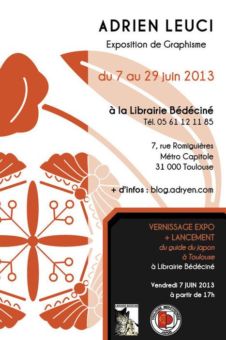 Exposition de design sur le Japon par Adrien Leuci du 7 au 29 juin à Toulouse | Le Japon et la culture japonaise à Toulouse. | Scoop.it