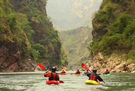 Contact us for .... Trekking the Himalayas | Travel Expeditions | White Rafting | Kolad River Rafting | Saryu | HRR India | Most Adventurous River Rafting Place in India | Scoop.it
