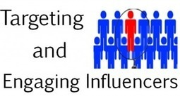 5 Steps to Targeting and Engaging Influencers | Digital Brand Marketing | Scoop.it