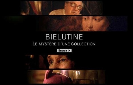 BIELUTINE, le mystere d'une collection | Muséologie et communication interculturelle | Scoop.it