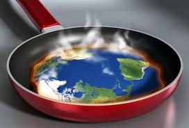 Las actividades humanas están agravando el calentamiento global | Agua | Scoop.it