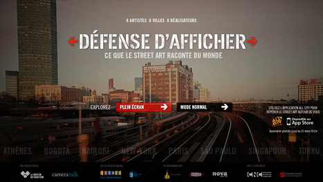 """Défense d'afficher"" remporte le prix France 24 – RFI du webdocumentaire 