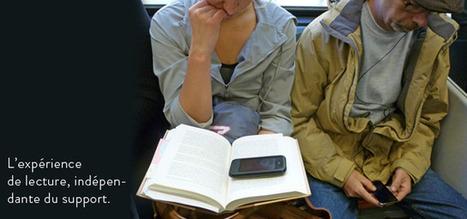 Les nouvelles expériences de lecture : du tactile au tangible. | La communication du 21ème siècle | Scoop.it