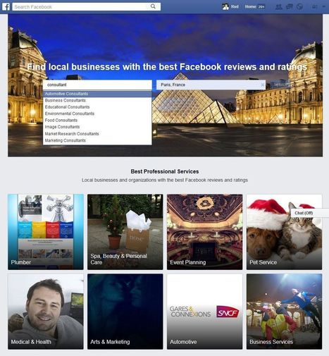 ▶ Être Référencé sur Facebook : Le Guide Complet | Time to Learn | Scoop.it
