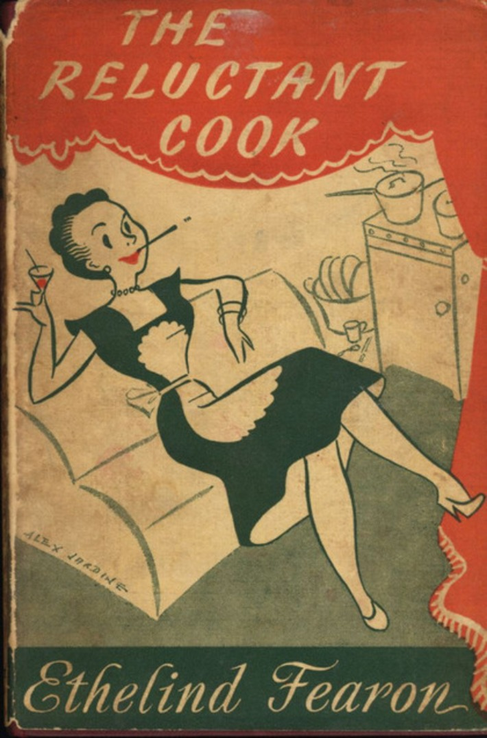 The Reluctant Cook | Herstory | Scoop.it