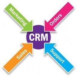 CRM for Small Business: What are the Benefits it Brings Along? | application | Scoop.it