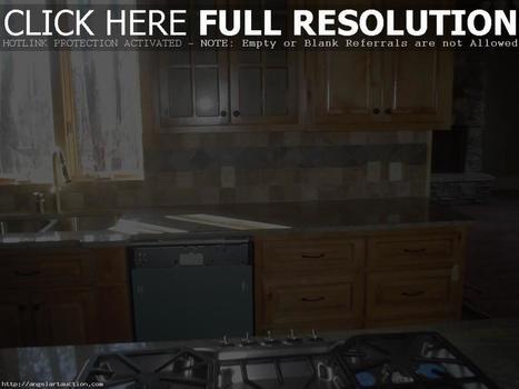 Kitchen Backsplashes Glass Tiles | Kitchen Design Ideas | Fitted Kitchens & Bathrooms | Scoop.it