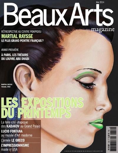 Beaux-Arts magazine n°359 | Revue de presse du CDI - lycée professionnel Emile Zola à Hennebont | Scoop.it