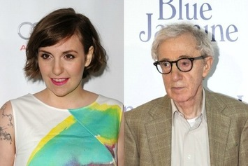 Lena Dunham 'Nauseated' by Woody Allen, But 'I'm Not Gonna Indict the Work' - TheWrap | Herstory | Scoop.it