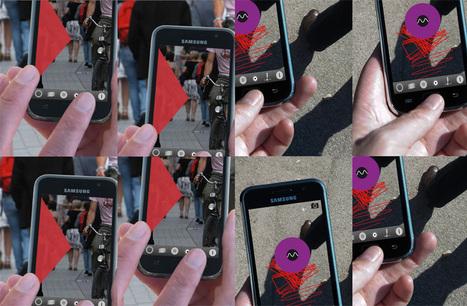 LARbitsLAB - artists and scientists - visualization of digital environments | ARTE, ARTISTAS E INNOVACIÓN TECNOLÓGICA | Scoop.it