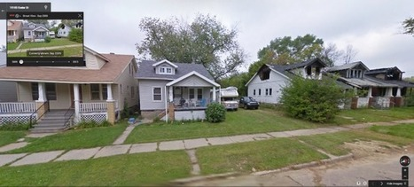 Historical Street View Shows How Detroit Is Turning Into Chernobyl | Strange days indeed... | Scoop.it