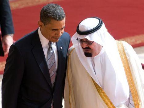 Obama looks to win back Saudi confidence | Politics | Scoop.it