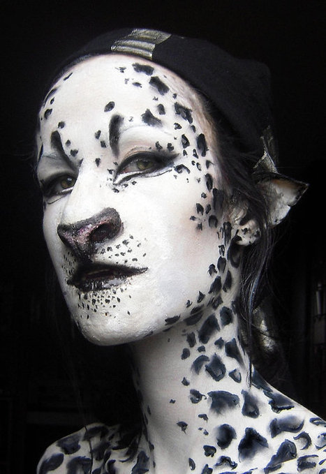 Useful Ideas for Face Painting for Beginners | Art-Entertainment, Body Art,Fashion,Photography,Dance,Music,Film,TV,Humor,Radio | Arts & Entertainment | Scoop.it