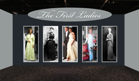 The First Ladies | Southmoore AP United States History | Scoop.it