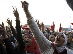 Les Egyptiens en colère deux ans après la chute de Moubarak | Égypt-actus | Scoop.it