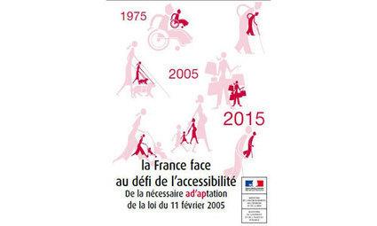 1975-2005-2015, quel bilan pour la France accessible ? | Prix OCIRP Handicap | Scoop.it