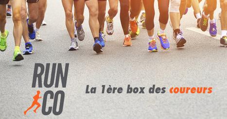 Run & co, la box pour les runners | LerunnerGeek.fr | Scoop.it