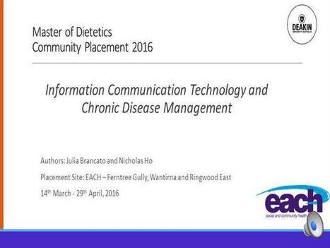 EACH Eastern Access Community Health | Community Nutrition Presentations | Scoop.it