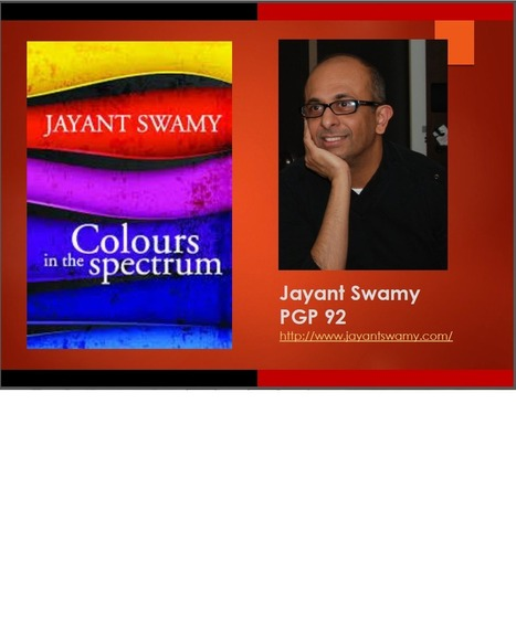 Pebble In The Still Waters: Celebrity Interview: Jayant Swamy: Consultant, Technologist, B-School Faculty, Author, Script Writer   Project Management and Quality Assurance   Scoop.it
