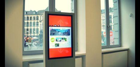 Mons (Belgique) : Une nouvelle Maison du Tourisme flambant neuve ! | L'office de tourisme du futur | Scoop.it