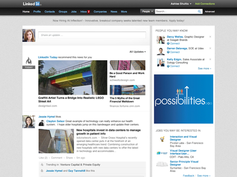 Your LinkedIn Homepage Is About To Go Through A Major Change | All About LinkedIn | Scoop.it
