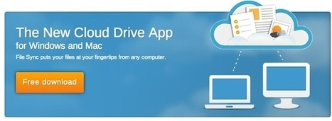 Amazon Cloud Drive adds file syncing, gets ready to take on Dropbox | The Tech World | Scoop.it