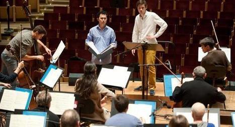 Chef, compositeurs: l'ONL ouvre sa scène à de jeunes invités, ce vendredi soir à Lille - Lille et ses environs - nordeclair.fr | orchestre national de lille - Jean-Claude Casadesus | Scoop.it