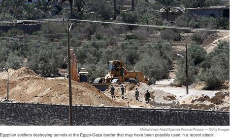 Israel's Worries About Egypt Deepen   Égypt-actus   Scoop.it