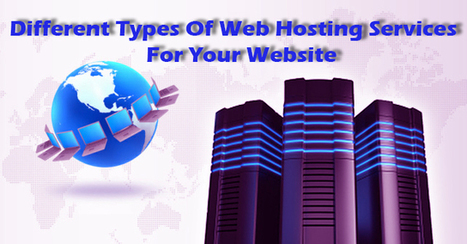 Different Types Of Web Hosting Services For Your Website | Alpha VBox Blog | Virtual Private Server & Dedicated Server | Scoop.it