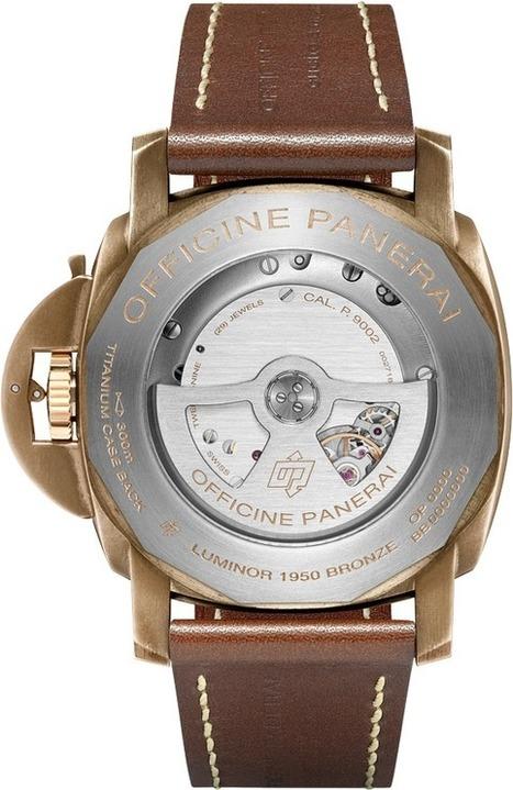 La Cote des Montres : La montre Panerai Luminor Submersible ... | Montres mécaniques | Scoop.it