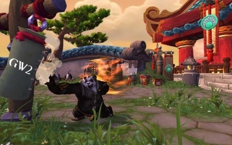 World of Warcraft schedules big patch for Guild Wars 2's launch day   Online Gaming For The Win   Scoop.it